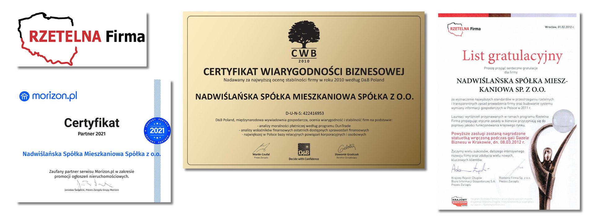 Slide #5 | Nadwiślańska Spółka Mieszkaniowa Sp. z o.o